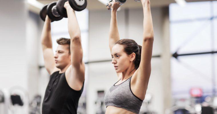 Wie Krafttraining Dir beim abnehmen hilft