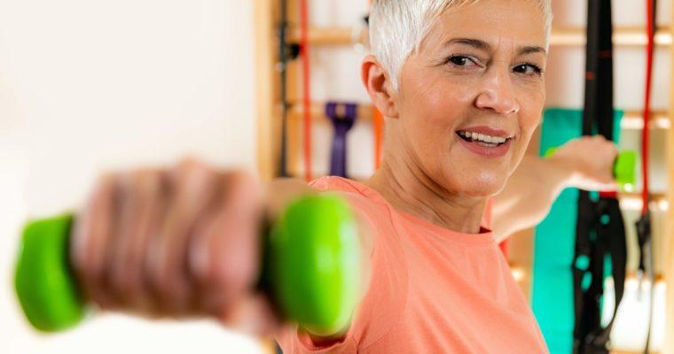 Fit im Alter – bist Du so fit wie Du sein solltest?