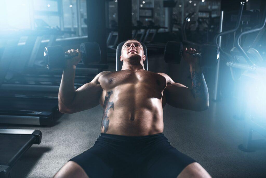 3/7-Methode zum Aufbau von Muskelmasse
