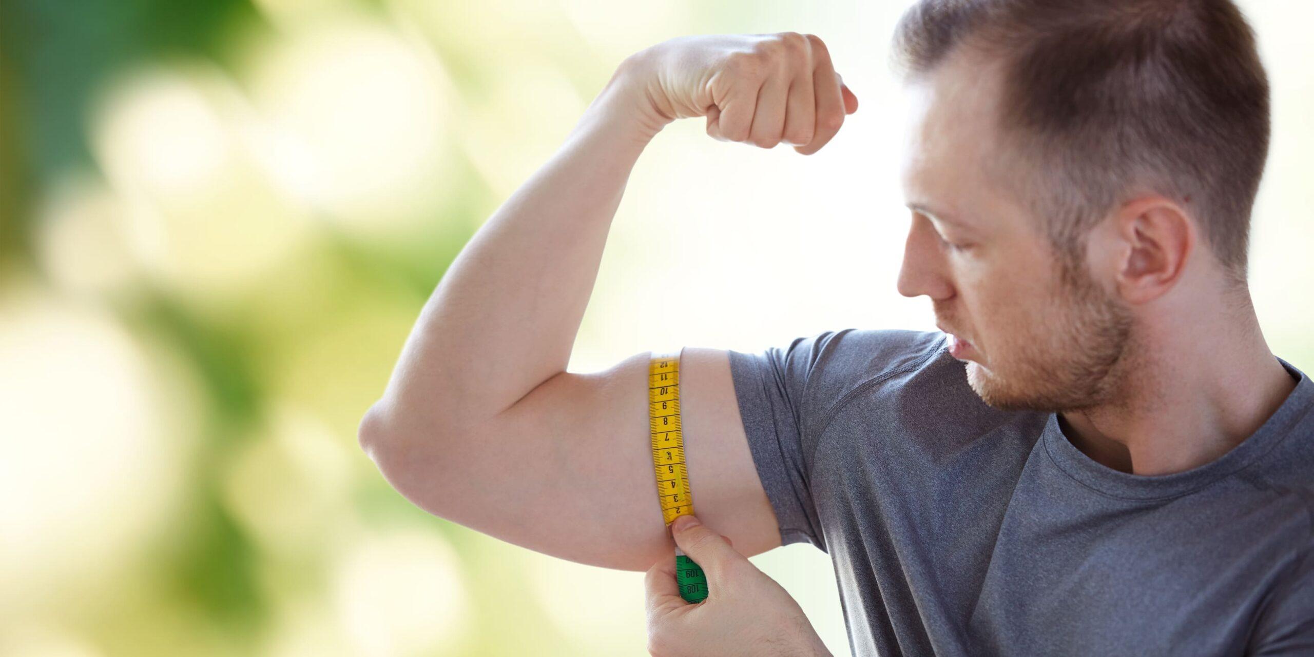 Mit der 3/7-Methode endlich mehr Muskelmasse