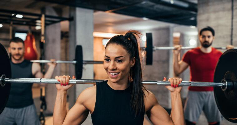 Mit Cluster-Training effektiv Muskeln aufbauen