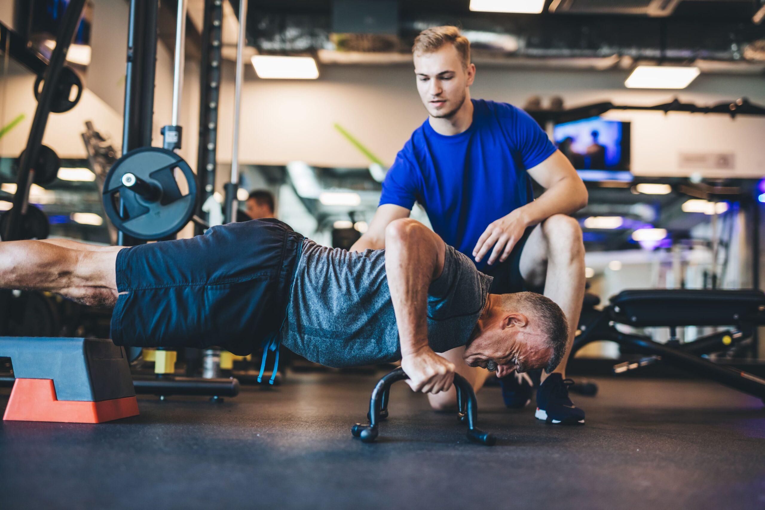 Gewicht verlieren fällt mit Krafttraining viel leichter