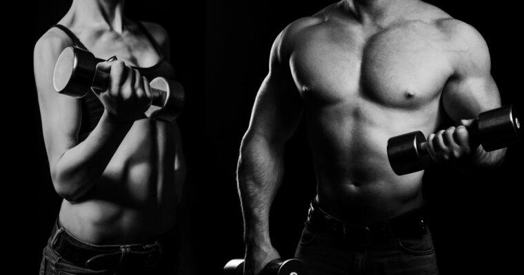 Supersätze richtig durchführen und Muskeln aufbauen